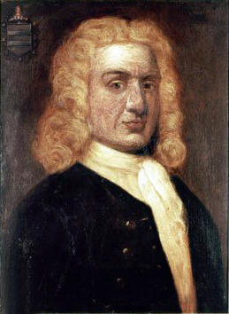 William Kidd, Gemälde von James Thornhill