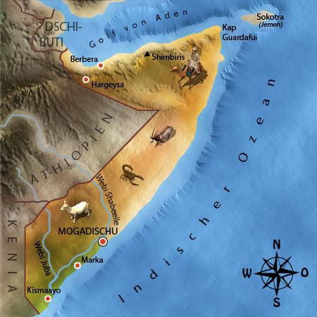 Somalia Geschichte