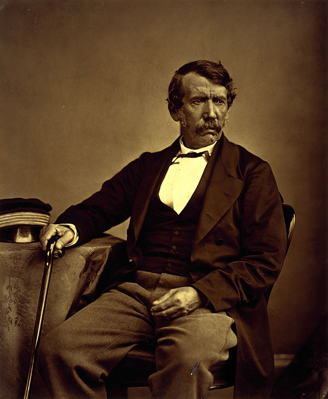 David Livingstone, nach einem Photoportrait von Thomas Annan (c) Lobo