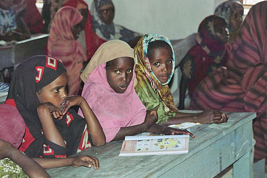 Afrika-Junior Somalia